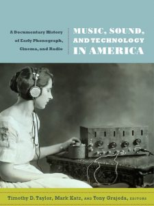 Book_Music Sound and Technology in America