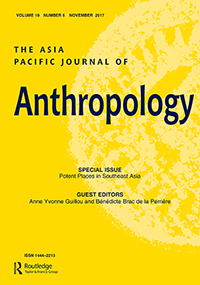 The Asia Pacific Journal of Anthropology