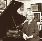 Joan Panetti, Pianist Sepia