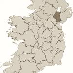 County Armagh, Ireland Sepia